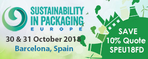 Sustainability on Packaging – Events – Oct 2018