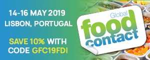 Global Food Contact – Events – May 2019